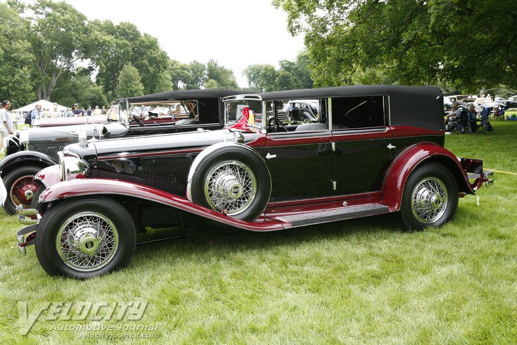 1930 Cord L29 Phaeton Sedan