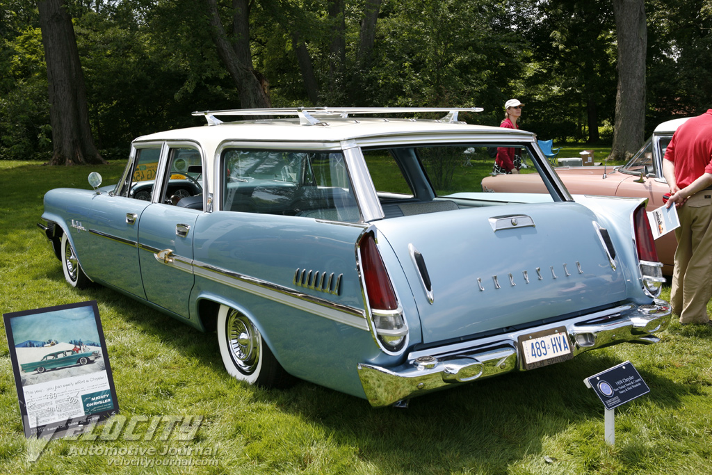 1958 Chrysler New Yorker Town & Country wagon