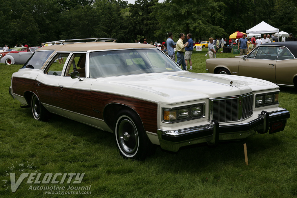 1976 Pontiac Grand Safari