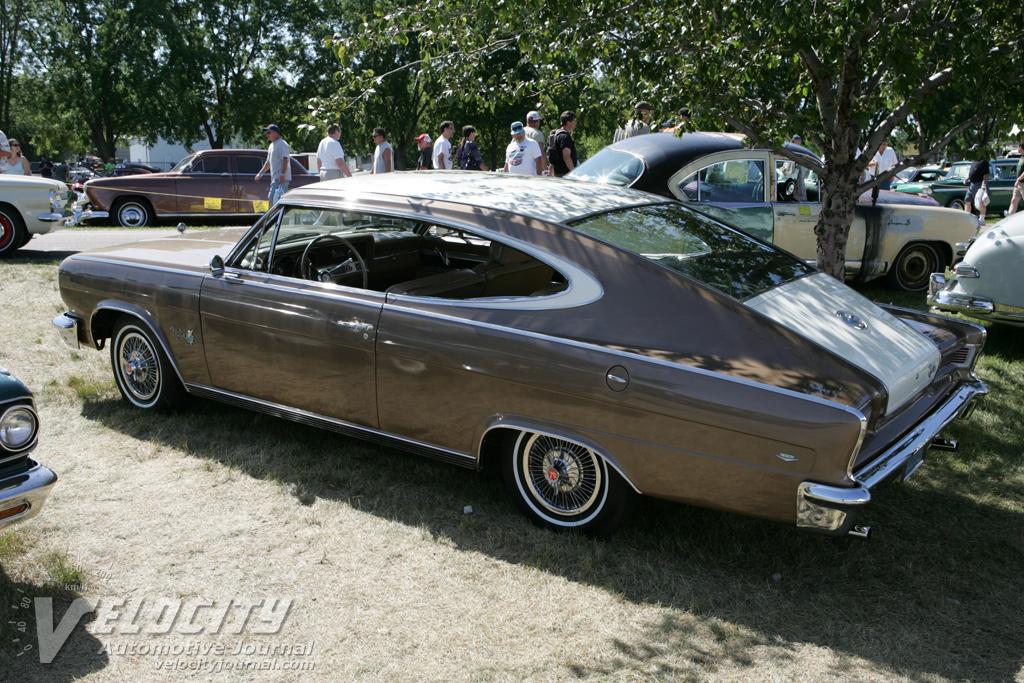 1966 AMC Marlin 2d