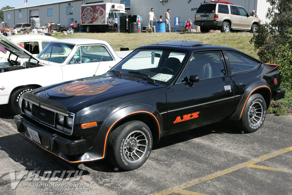 reasonable trade? my 82 kz750 for a 1980 AMC AMX| Grassroots ...