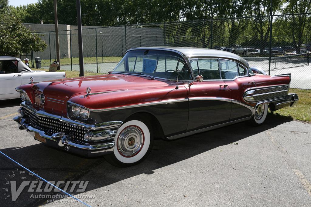 Hometown Auto Sales >> 1958 Buick Roadmaster | Autos Post