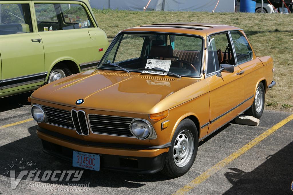 1972 BMW 2002 sedan