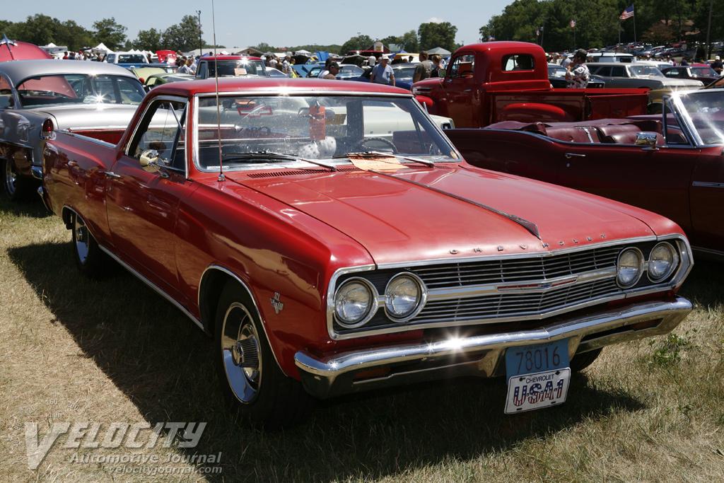 1965 Chevrolet Chevelle El Camino