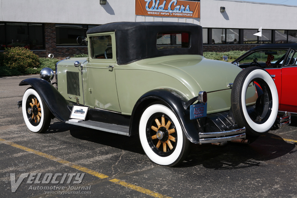 1930 Graham-Paige 612 Business Coupe