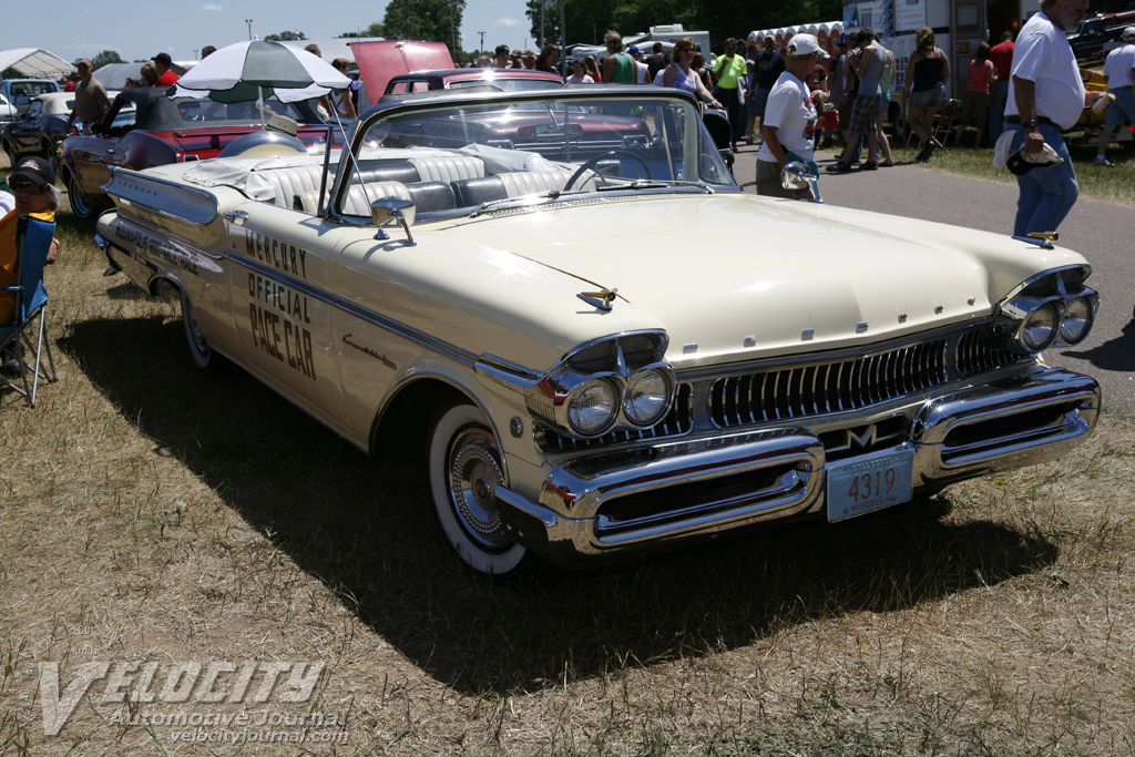 1957 Mercury Turnpike Cruiser Indianapolis Pace Car