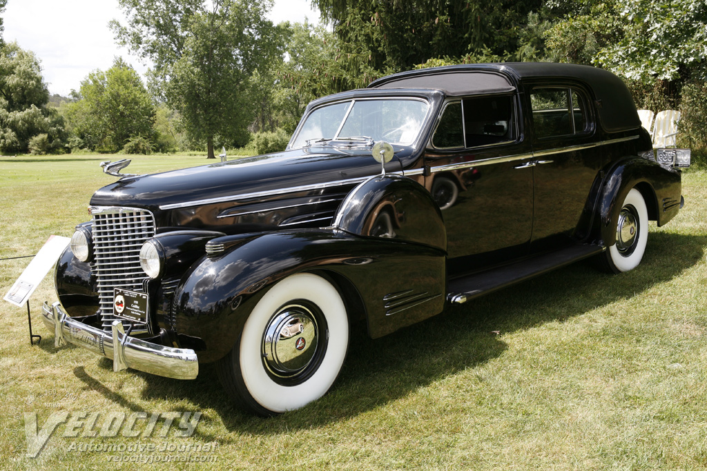 1938 Cadillac Series 90 Formal Town Car