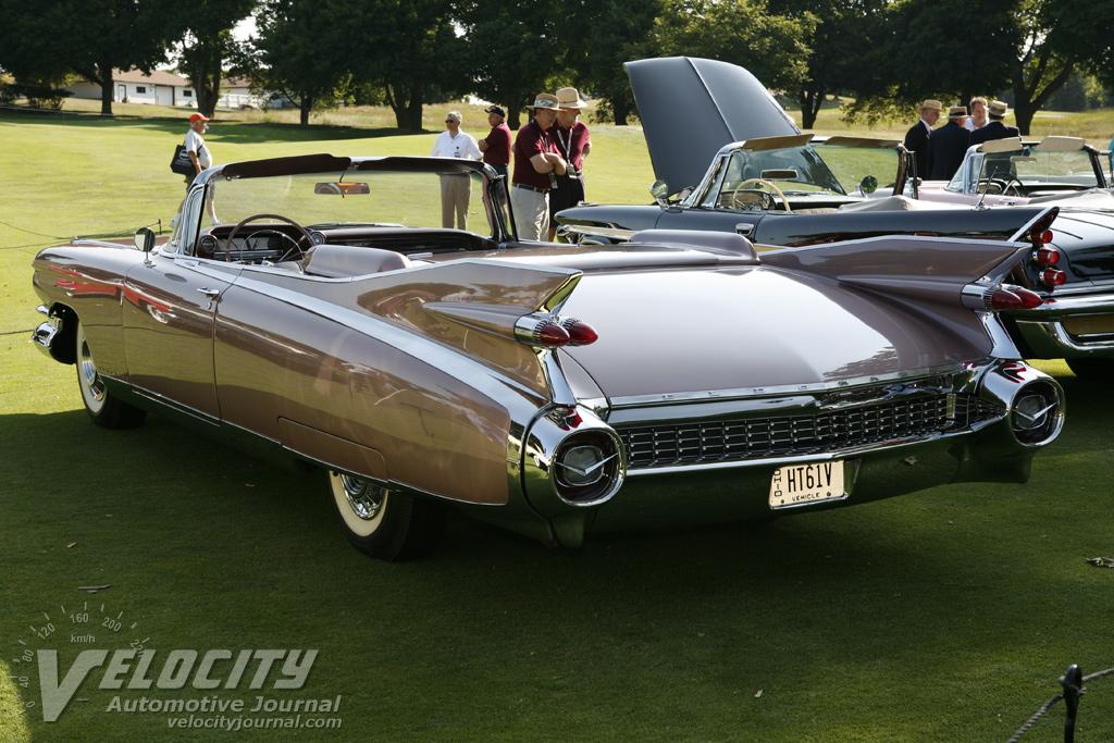 Picture Of 1959 Cadillac Eldorado Biarritz