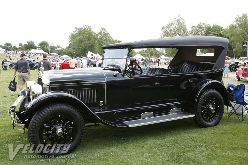 1925 Flint Model E-55 Touring