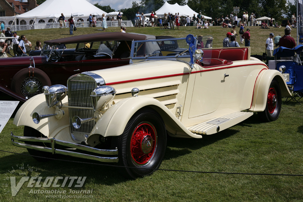 1930 Jordan Speedway Model Z Ace Roadster by Facto