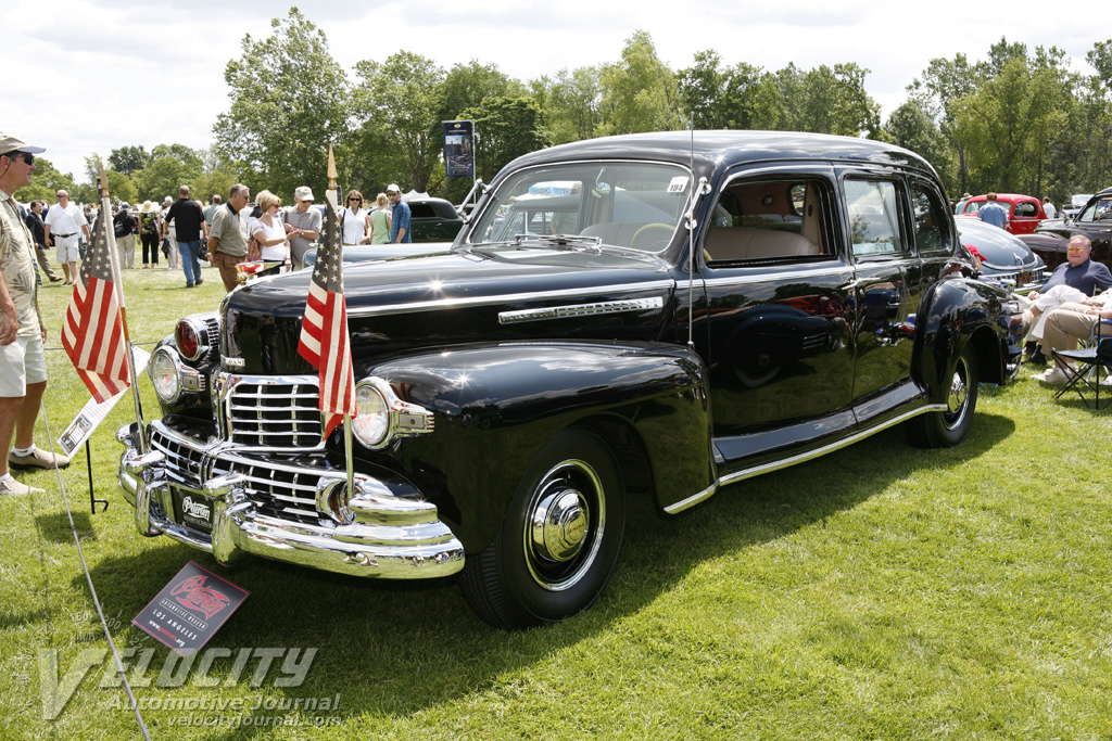 1942 Lincoln Presidential Limousine