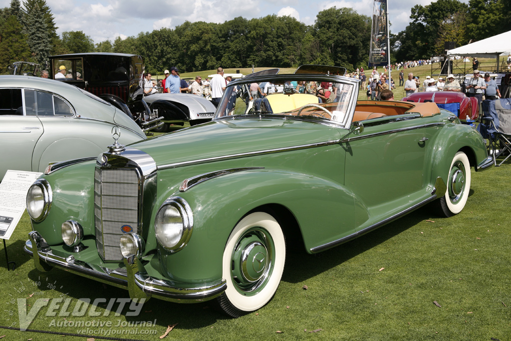 1953 Mercedes-Benz 300s roadster
