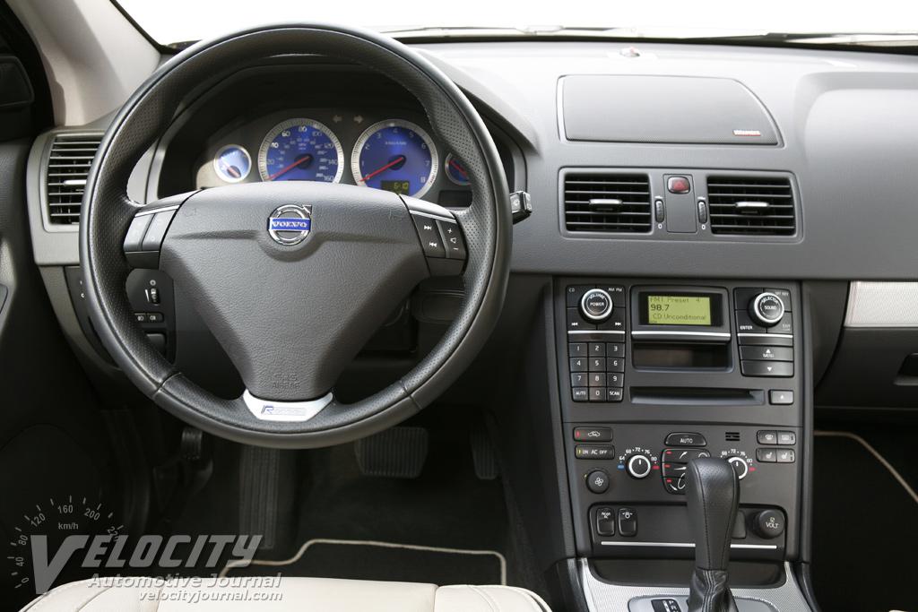 2009 Volvo XC90 Instrumentation