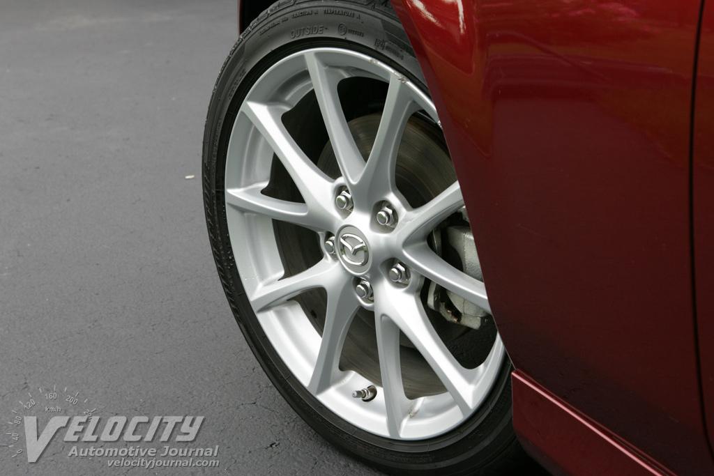 2009 Mazda MX-5 Grand Touring PRHT Wheel