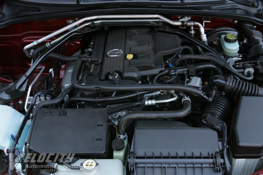 2009 Mazda MX-5 Grand Touring PRHTEngine