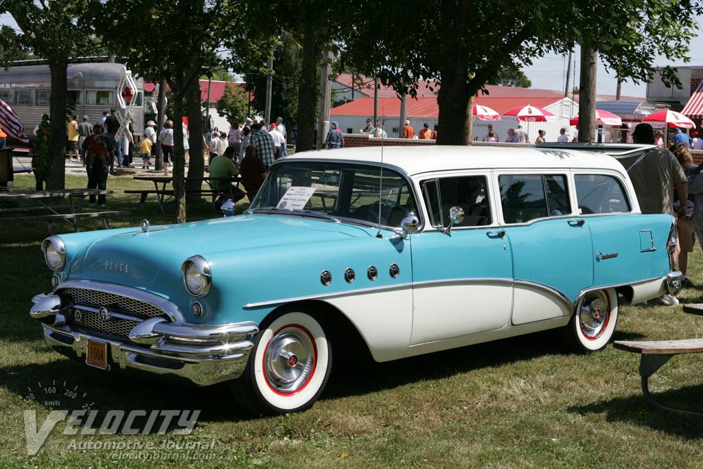 1955 Buick Century Estate Wagon