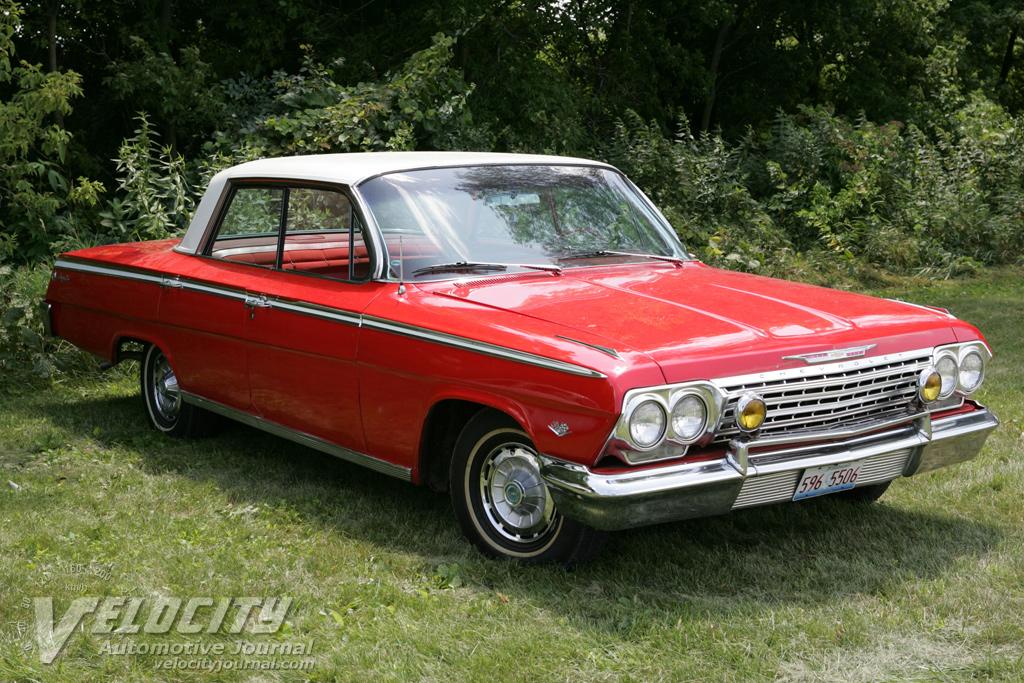 1962 Chevrolet Impala 4d hardtop