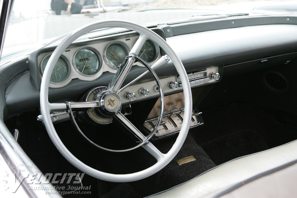 1956 Continental Mark II Instrumentation