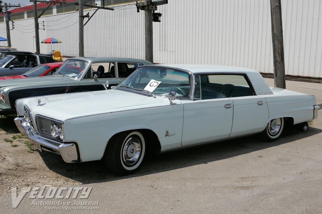 1964 Imperial Crown 4d hardtop
