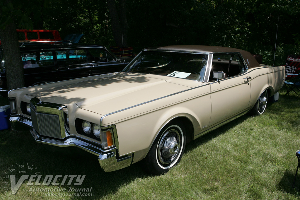 1971 lincoln continental mark iii information. Black Bedroom Furniture Sets. Home Design Ideas