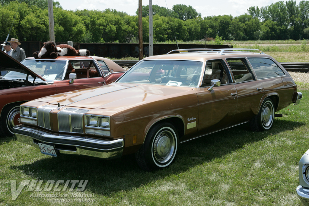 1976 Oldsmobile Cutlass Supreme Cruiser