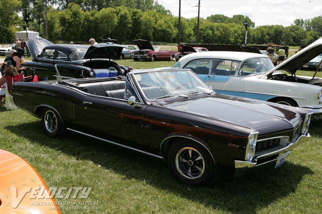 1967 Pontiac Tempest LeMans Convertible