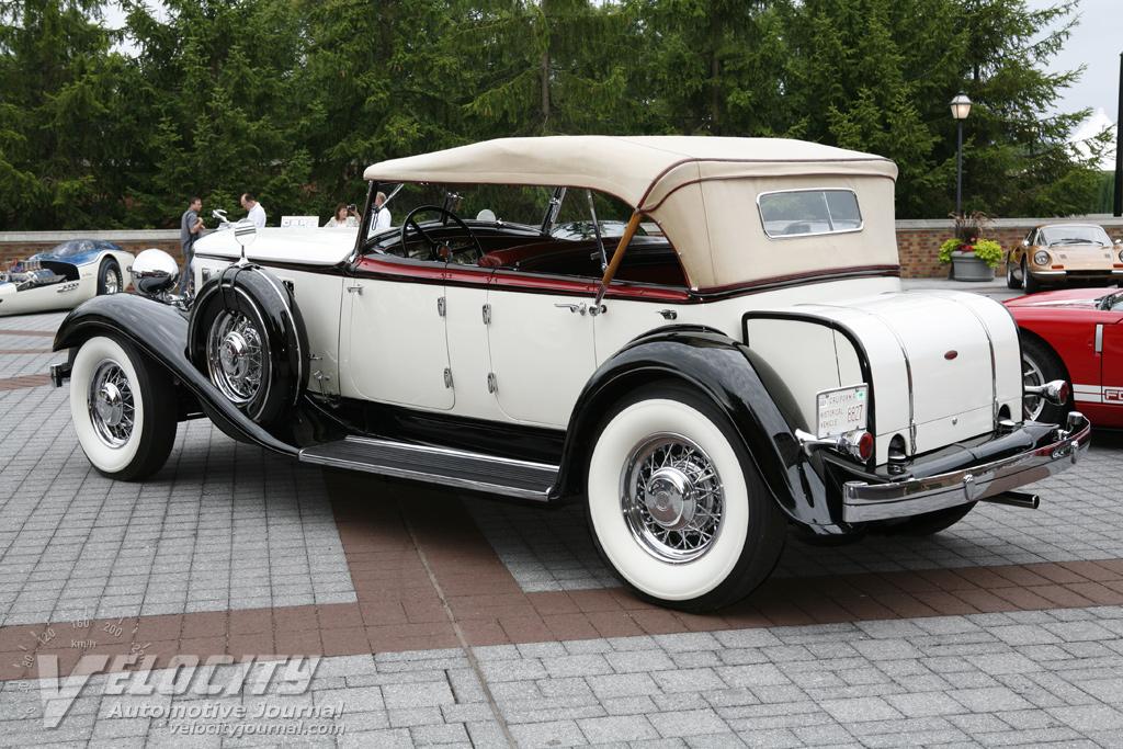 1933 Chrysler CL Imperial Sport Phaeton