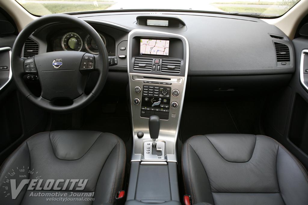 2010 Volvo XC60 Instrumentation