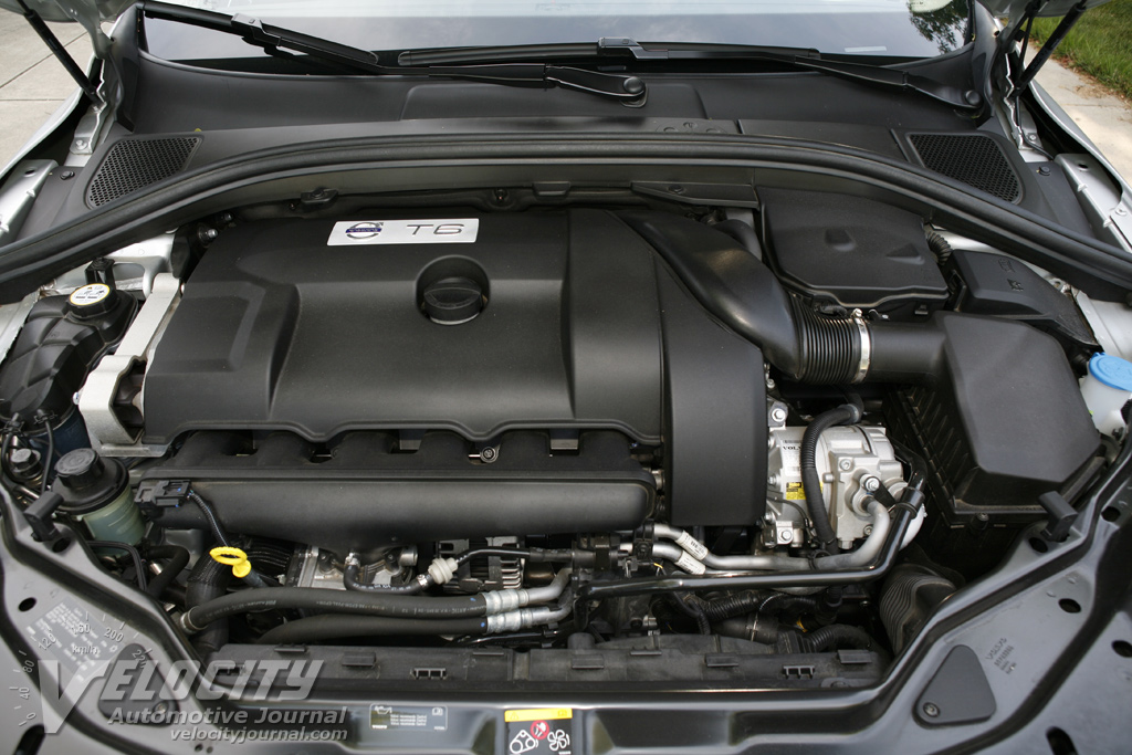 2010 Volvo XC60 Engine
