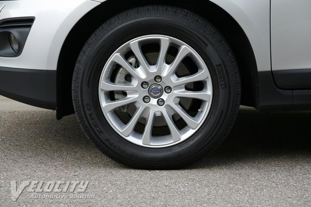 2010 Volvo XC60 Wheel