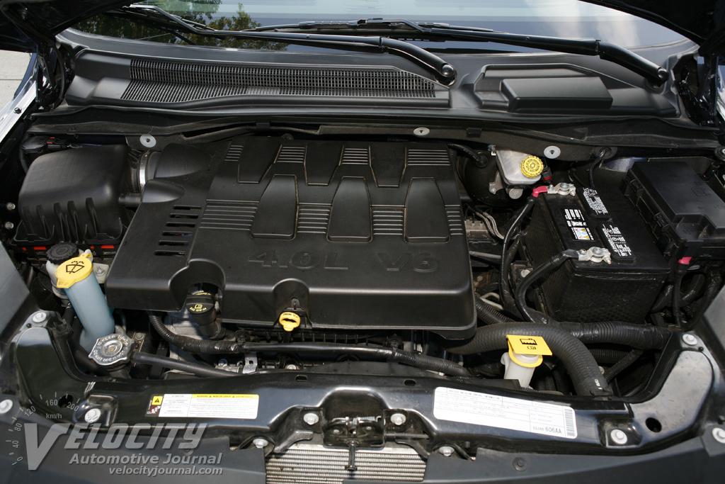 2009 Volkswagen Routan Engine