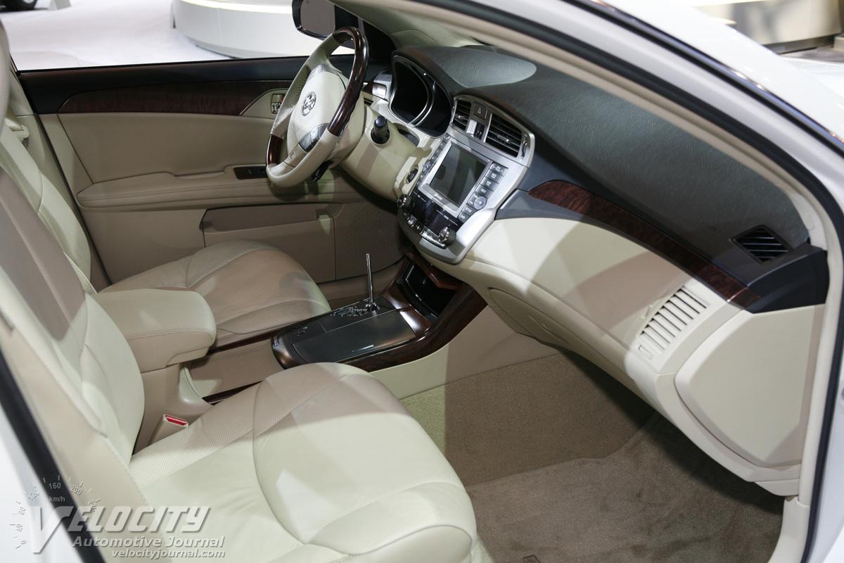 Toyota Avalon Interior-www.velocityjournal.com