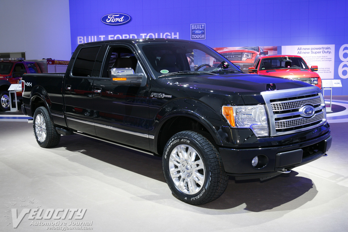 New Ford F150 >> 2010 Ford F-150 Crew Cab pictures