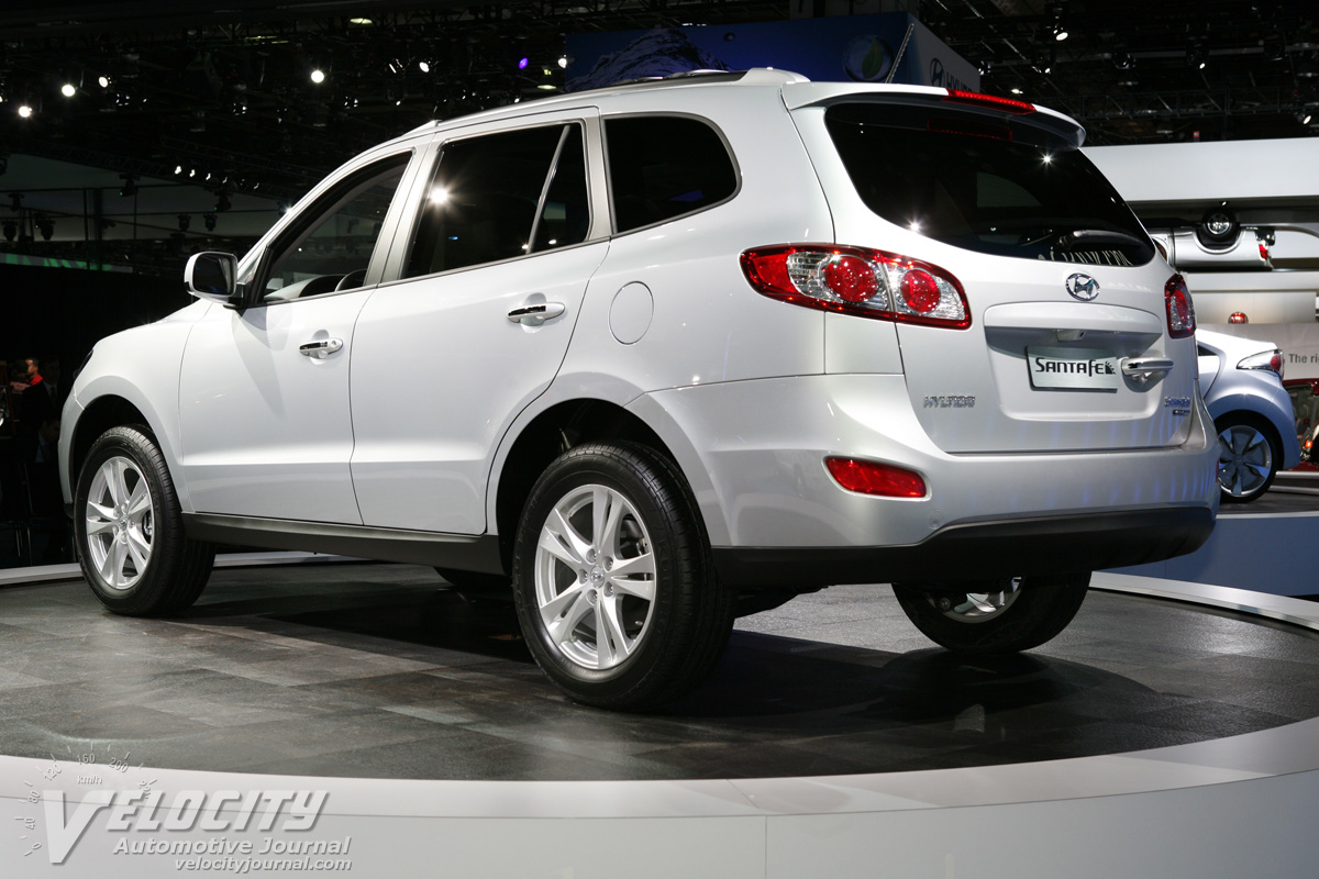 used 2010 hyundai santa fe for sale pricing features autos post. Black Bedroom Furniture Sets. Home Design Ideas