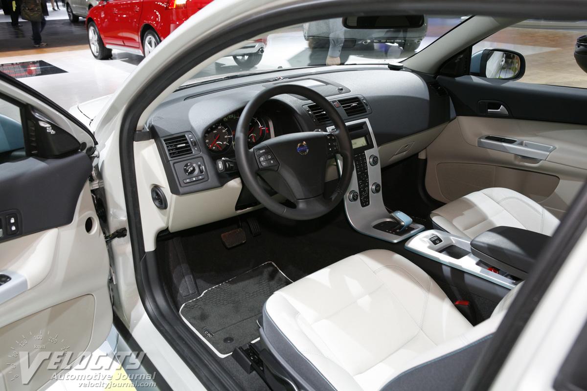 2010 Volvo electric C30 Interior