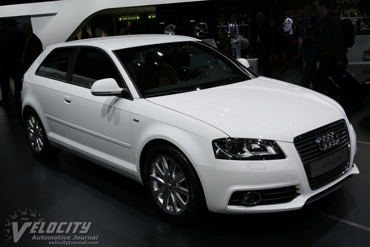 2010 Audi A3 3d