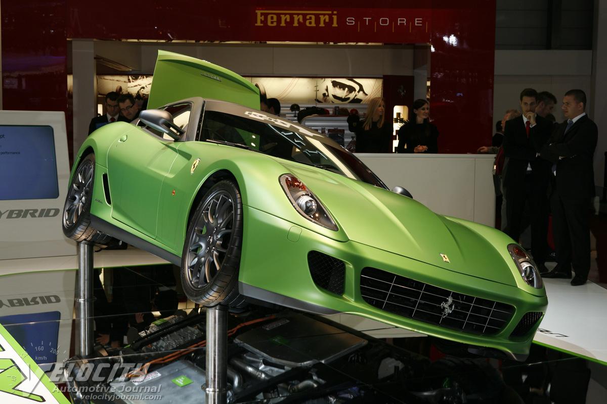 2010 Ferrari Hy-Kers