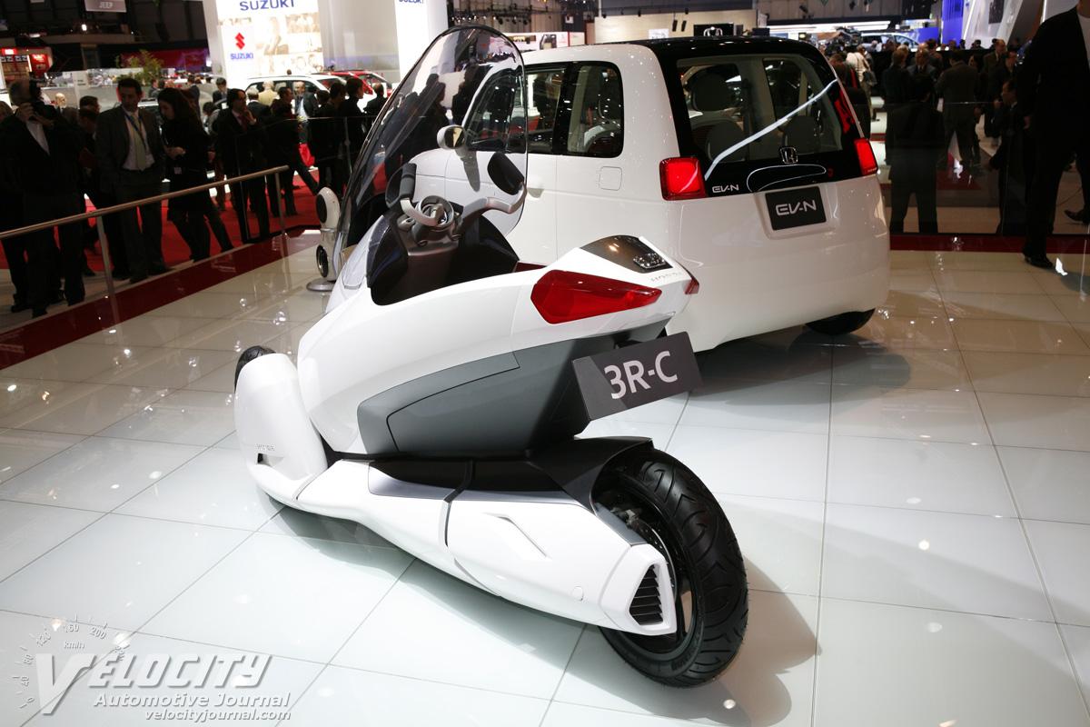 2010 Honda 3R-C