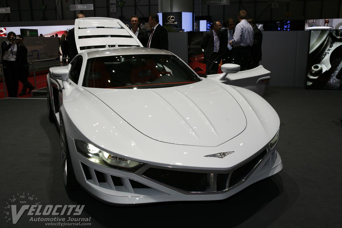 2010 Hispano-Suiza XIOV