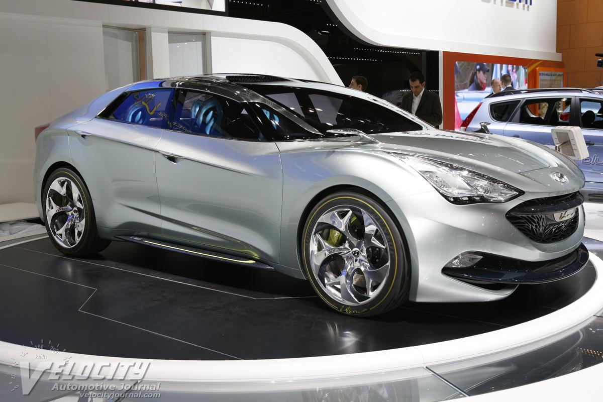 2010 Hyundai i-flow