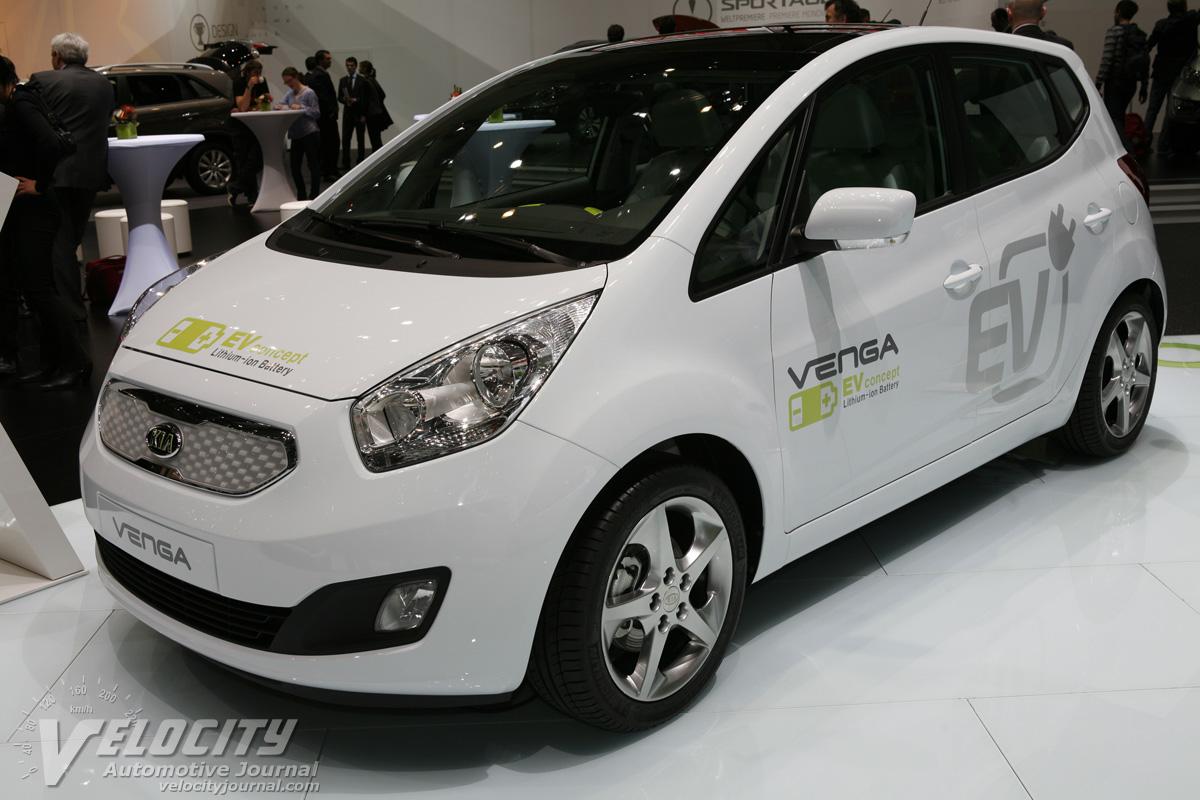 2010 Kia Venga EV