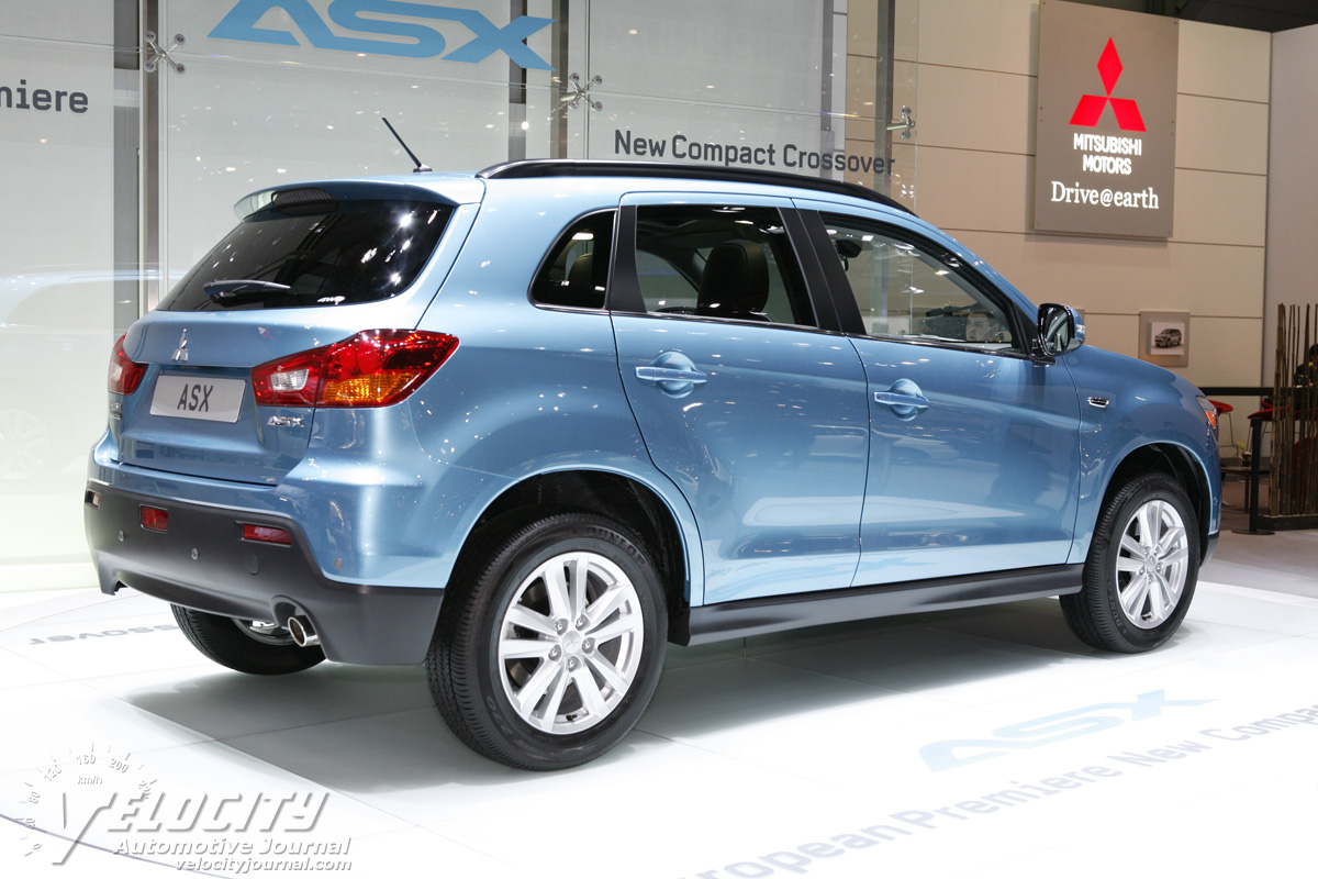 2010 Mitsubishi ASX