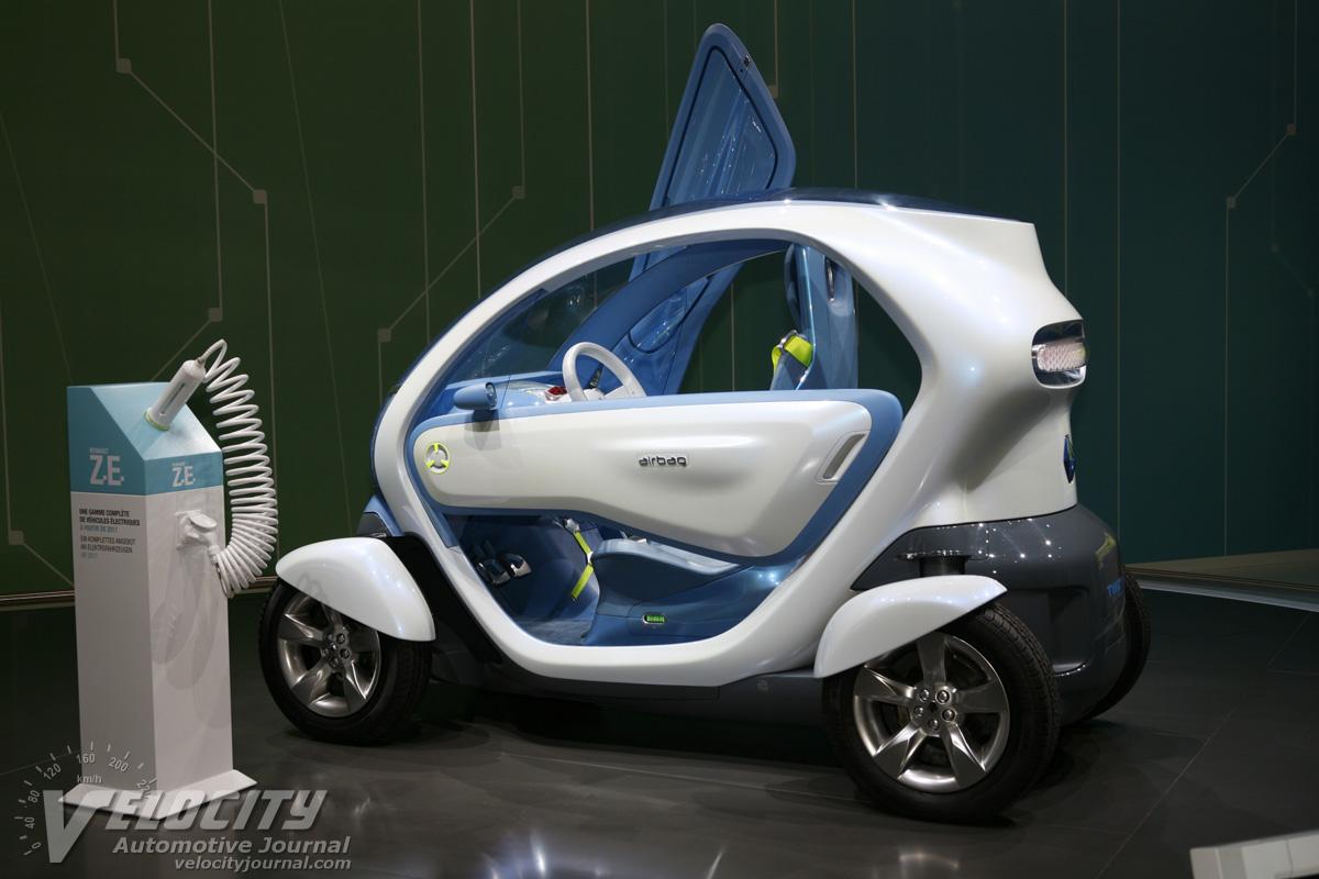 2009 Renault Twizy Zero Emission