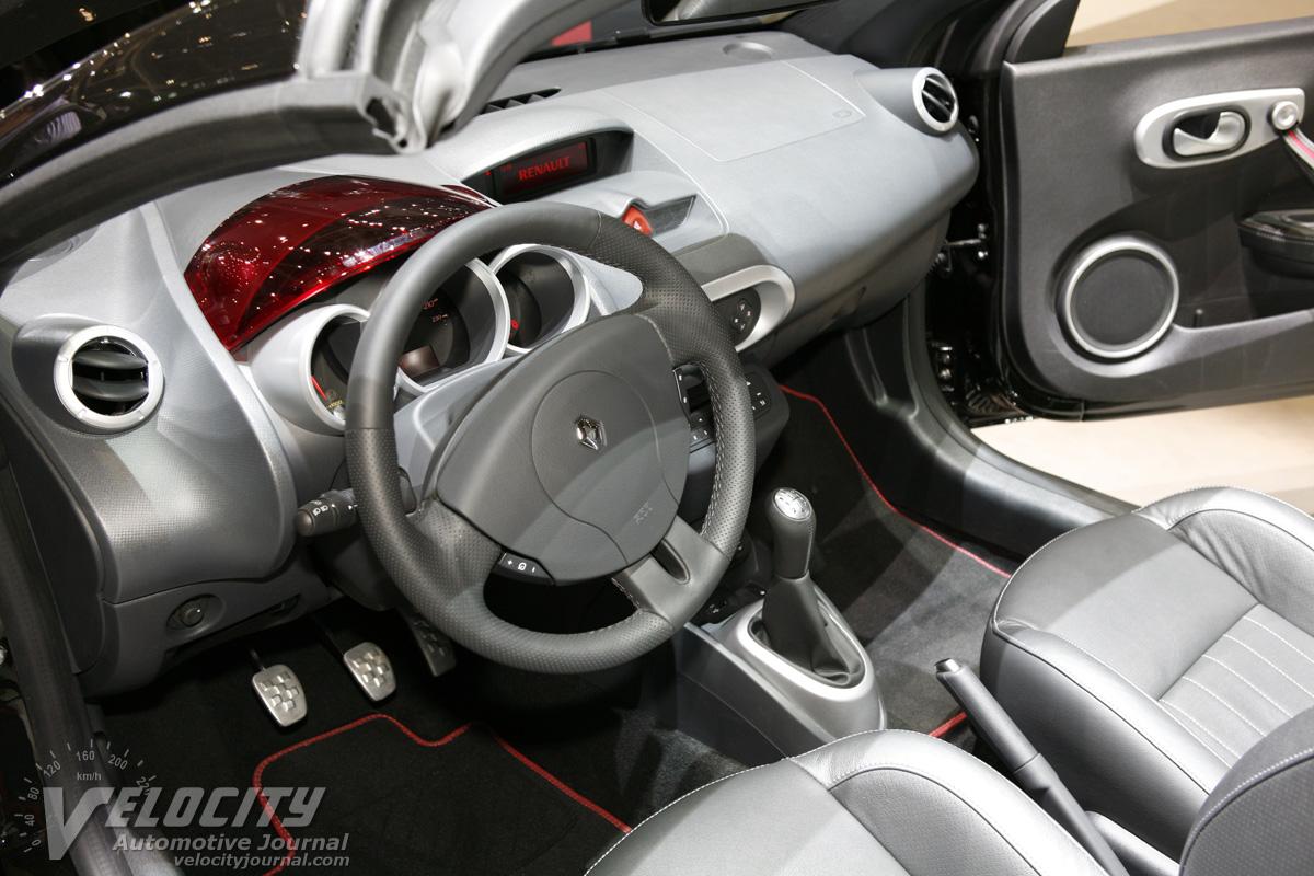 2010 Renault Megane Coupe Cabriolet Interior