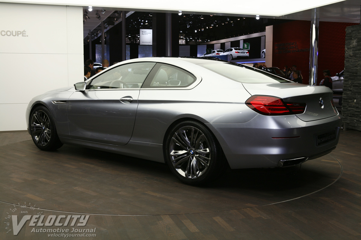 2010 BMW Concept 6 Series Coupe
