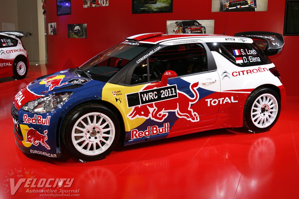 2011 Citroen WRC Racer