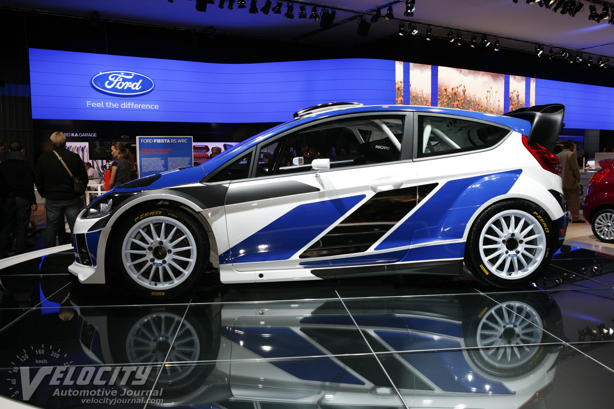 2011 Ford WRC Racer