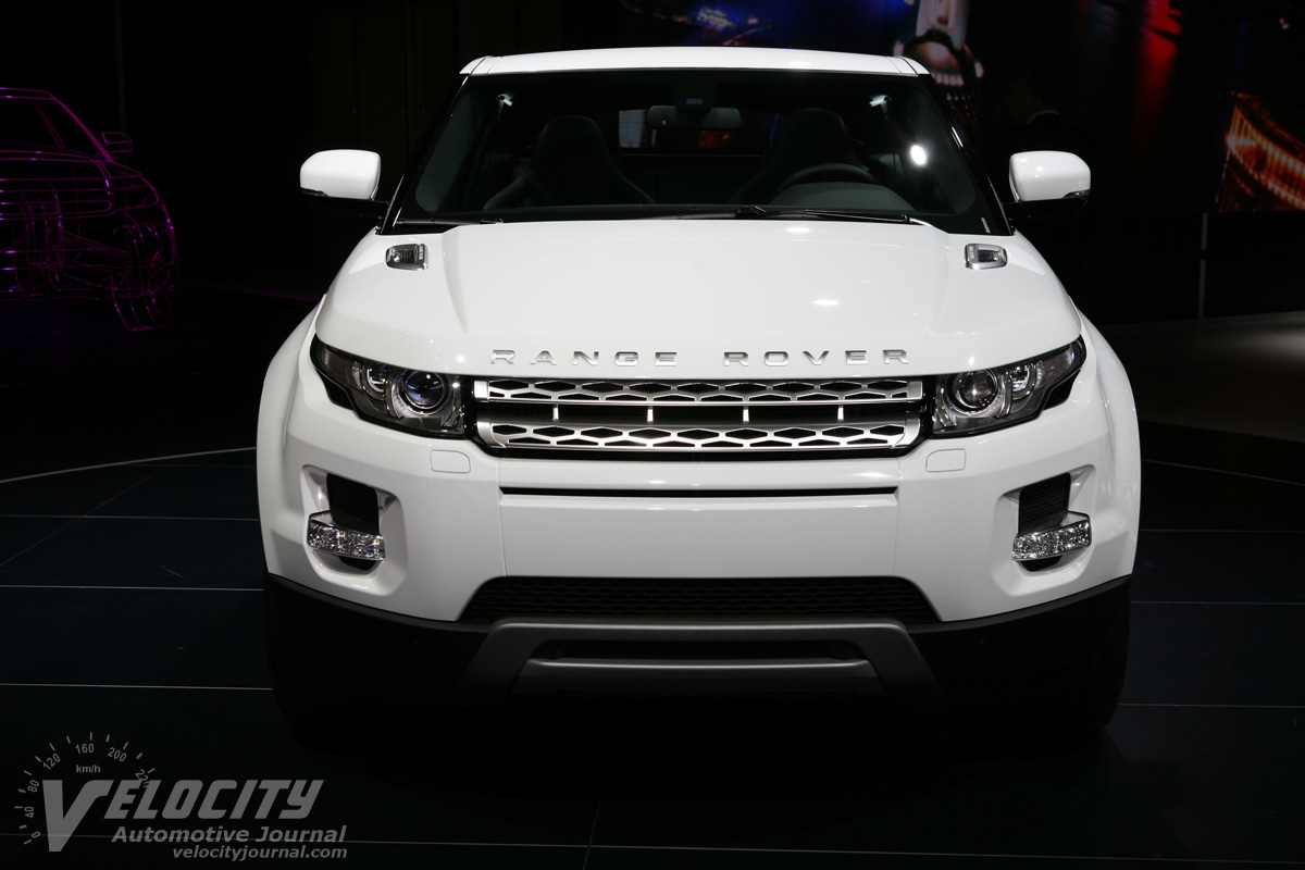 Picture of 2012 Land Rover Range Rover Evoque Coupe