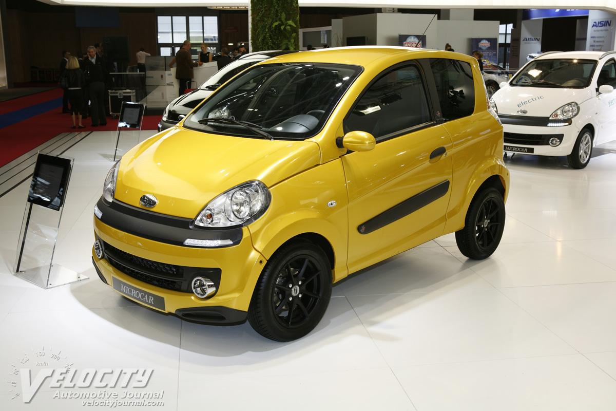 2011 Microcar M.Go