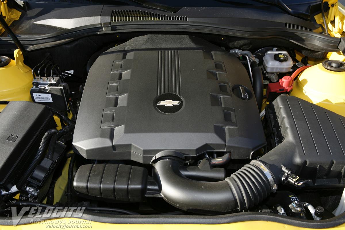 2010 Chevrolet Camaro pictures